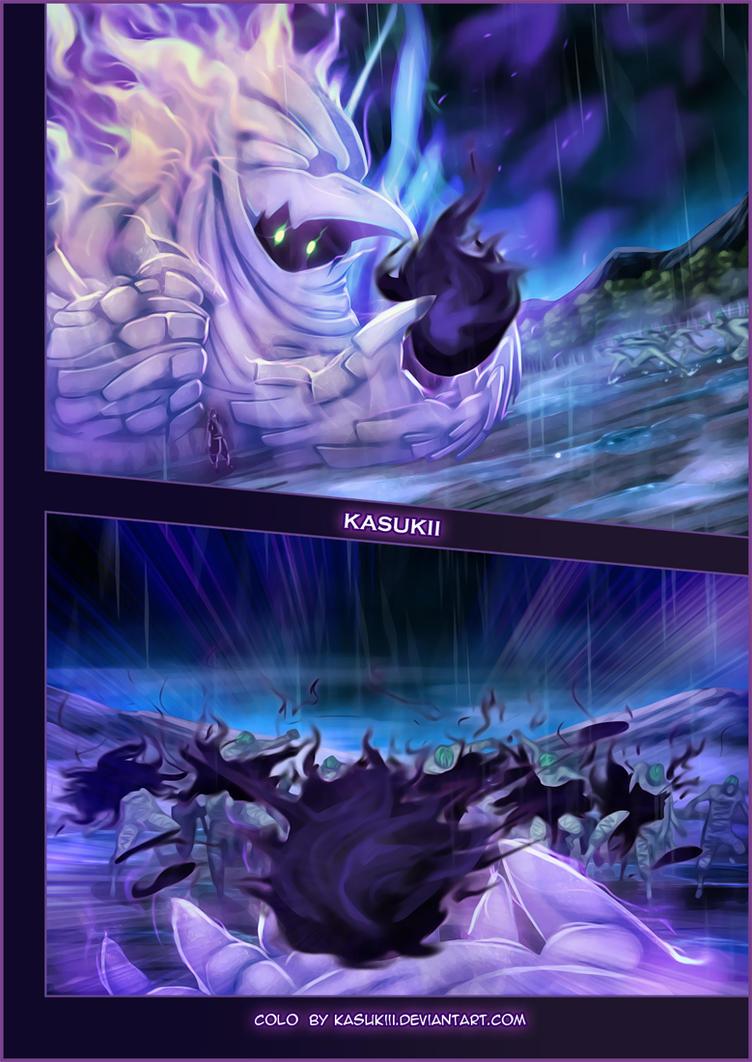 Naruto 574 by Kasukiii