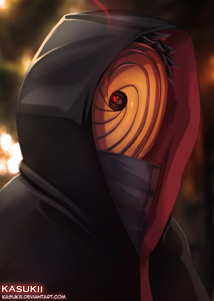 Obito mask wallpaper