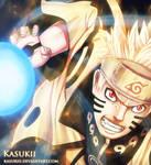 Naruto 598 : Rasengan