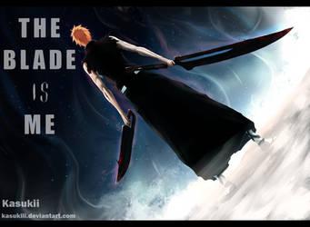 Bleach 542: The Blade Is Me by Kasukiii