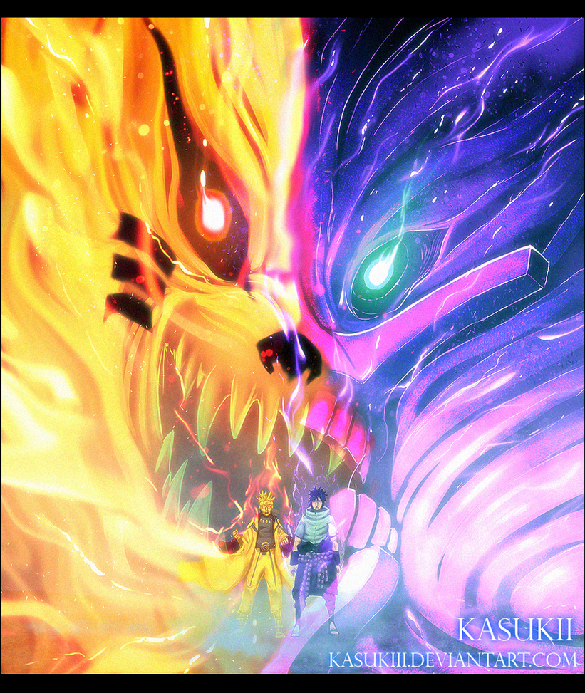 Naruto 650 by Kasukiii
