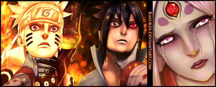 Naruto 681 : Tears