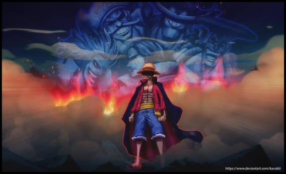 One Piece 1001 : Battle of monsters on Onigashima