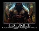 Disturbed Motivator 1