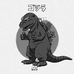 Chibi Godzilla (1954)
