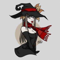 #Witchtober Day 1: Autumn
