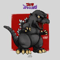 Chibi Godzilla (1994)