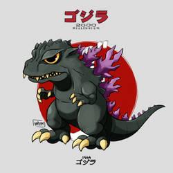 Chibi Godzilla (1999)