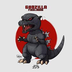 Chibi Godzilla (2004)