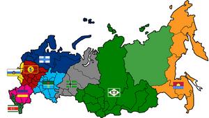 Former Russian Federation by Mars-FM