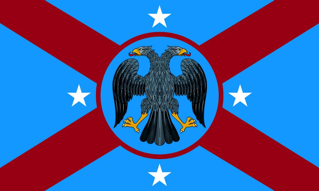 Russian republic (army flag) by Mars-FM