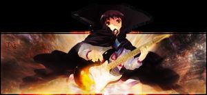 Yuki Nagato by Chamberdog