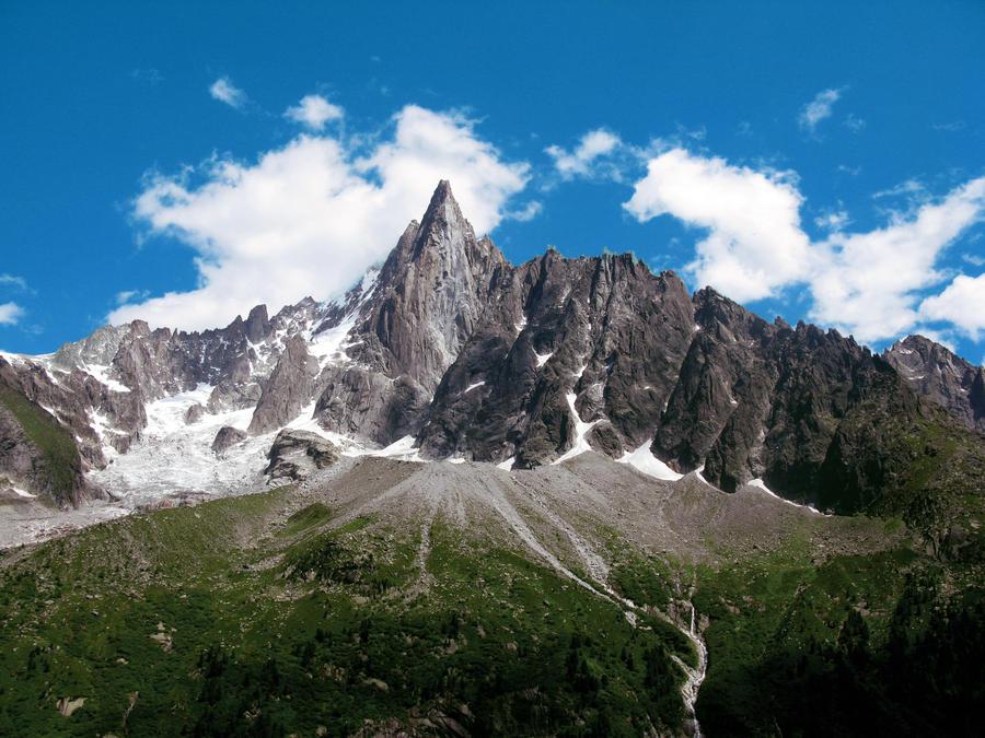 Pyramidal Peak by Barry-Nev on DeviantArt