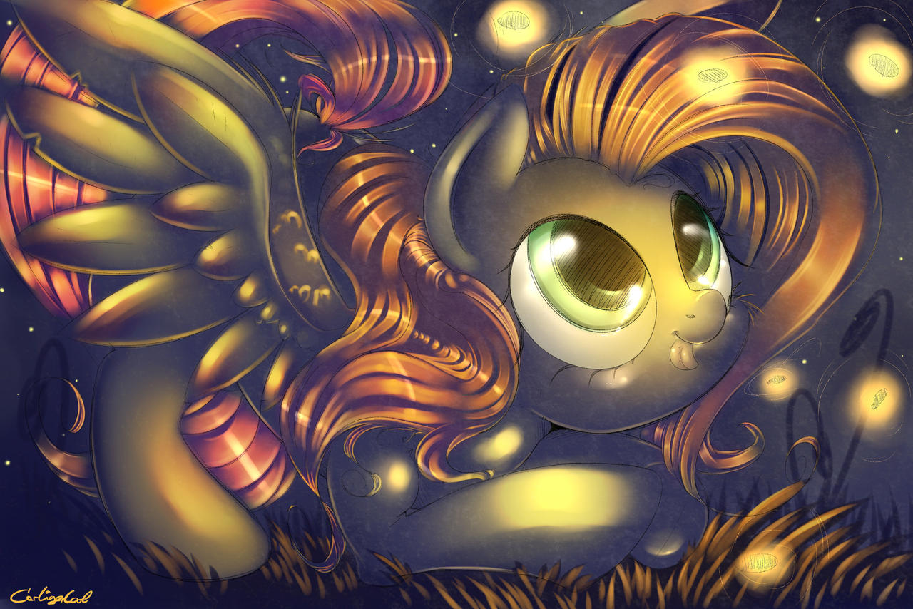 Fireflies by CarligerCarl