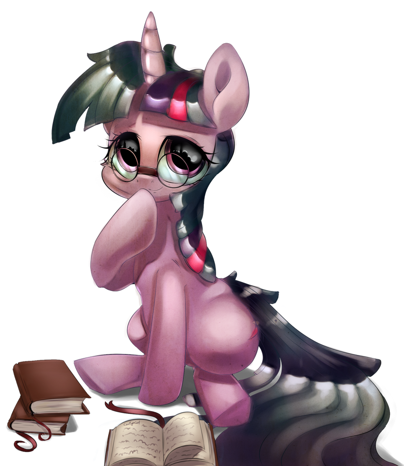 Bookhorse by CarligerCarl