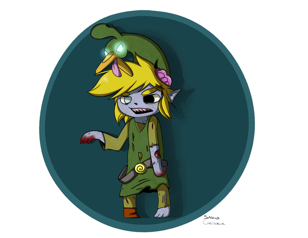 Undead lonk by CarligerCarl