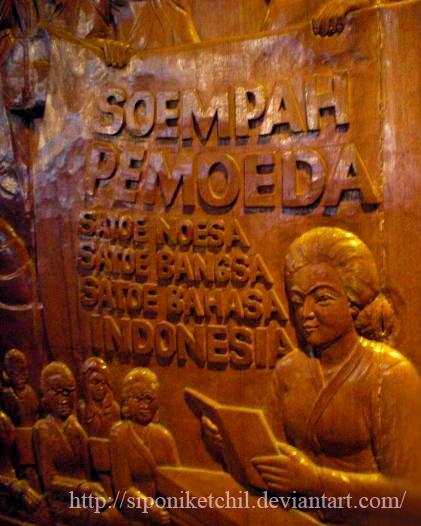 Soempah Pemoeda by siponiketchil