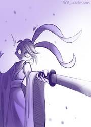 Purple by Luzleimoon