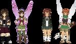 Kisekae Make a Fairy Challenge by eppuzoha