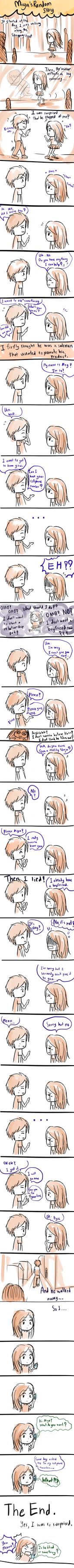 Miya's Random Story #2 by miyamiyah