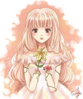 Flowers and I by miyamiyah