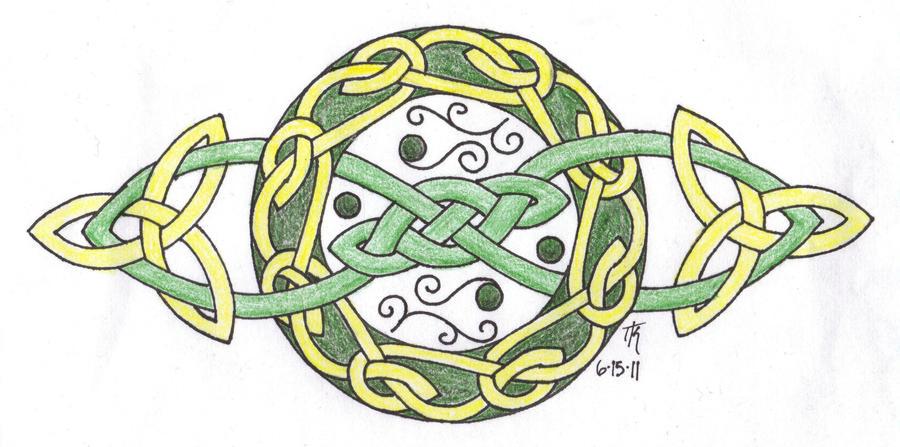 Celtic Infinity by tk023