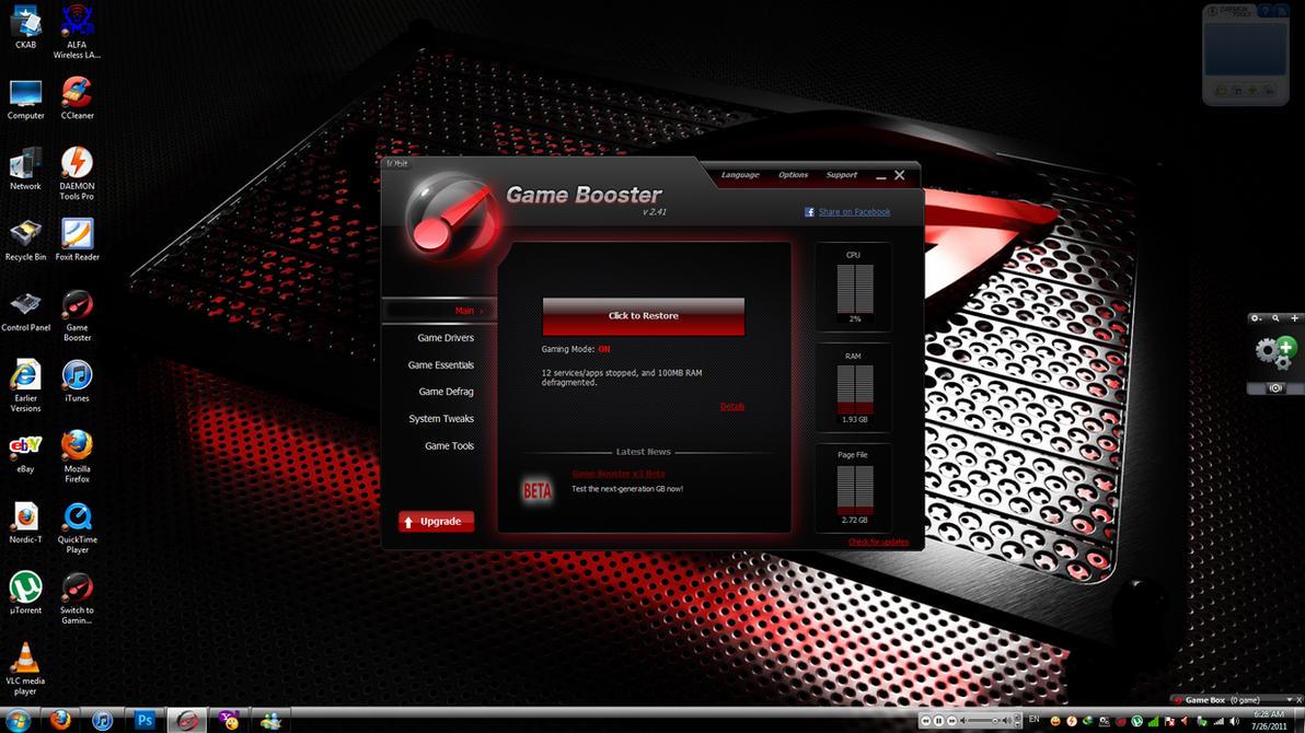 Windows 7 Gamer Edition x64-Un S.O. Modificato e ...