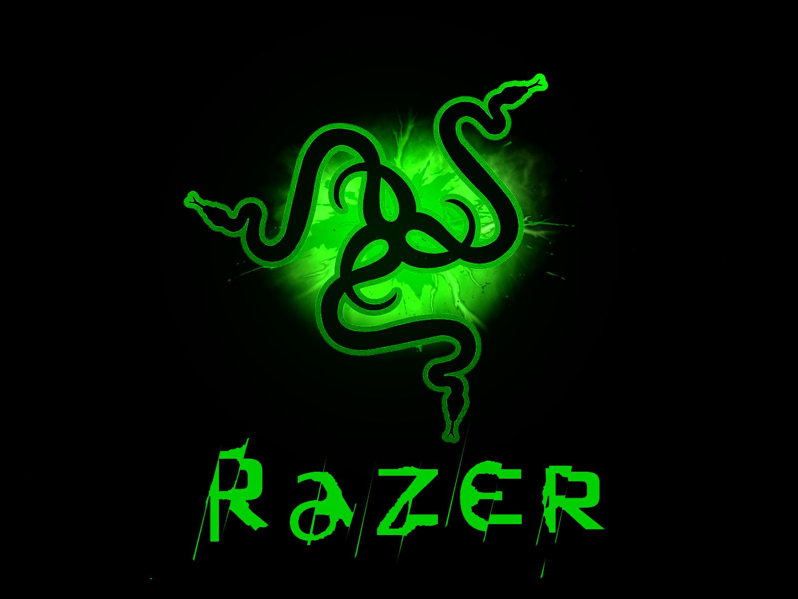 Razer mousepad design by sanktv2 on deviantart for Sfondi razer