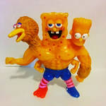 Weird Crossover Bootleg Toy by TheLogoCooler