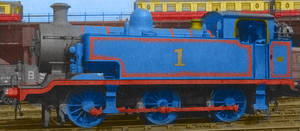 Realistic Thomas the Tank Engine V2 by TheLogoCooler
