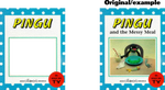 Pingu Cover Template by TheLogoCooler