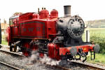 Realistic Rosie the Lavender Engine