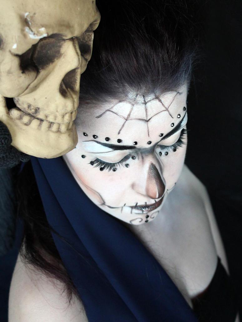 MalaSuerte Makeup 3 by SelyaMakeup