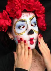 Muerte?! Makeup by SelyaMakeup