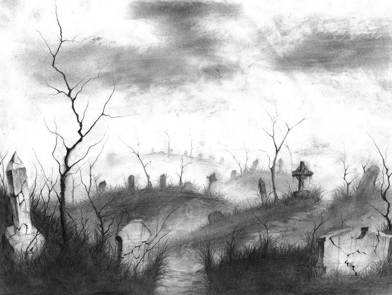 Boundless Graveyard by khantheripper