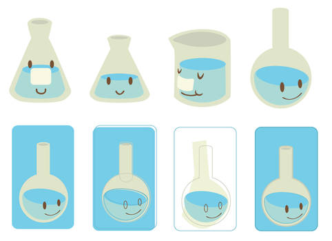Mind Katalyst Beaker Designs