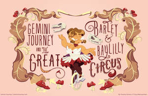 The Great Barley and Bay-Lily Circus : Title Card
