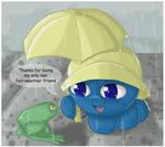 Little Octopus: True friend