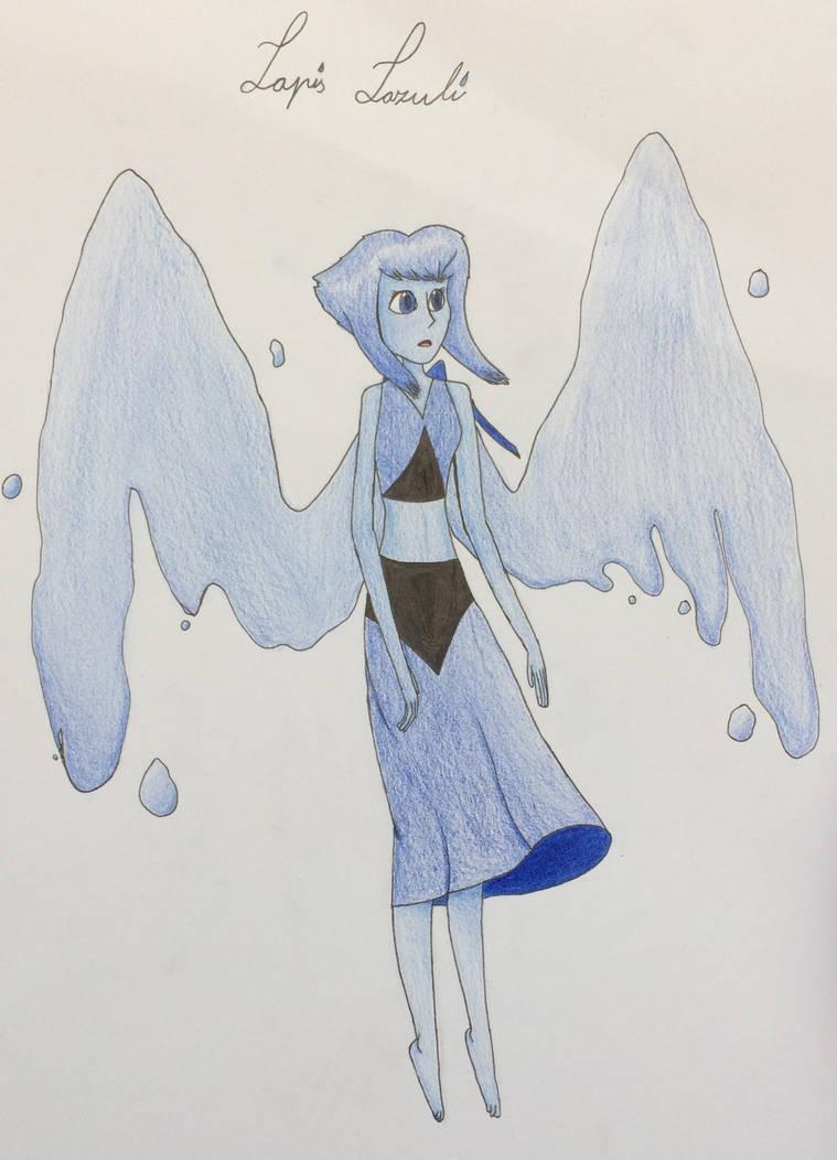 Lapis Lazuli by liselotte41