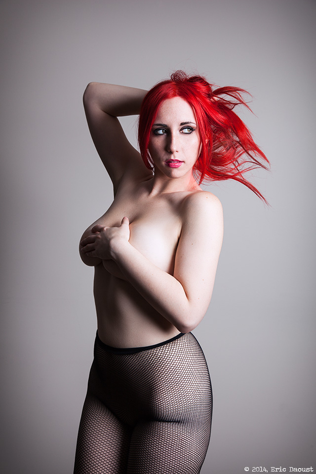 Stephanie : Fishnet by edaoust