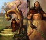 Druid by jasonjuta