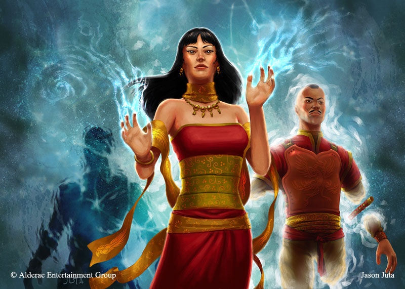 Bayushi's Guidance  y mas L5R___Military_Spell_1_by_higherdepths