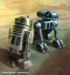 Star Wars RPG: Droids
