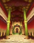 House Liao Throne Room