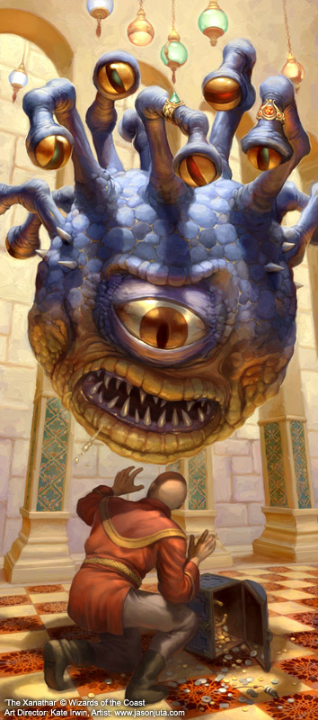 The Xanathar by jasonjuta