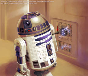 R2D2 by jasonjuta