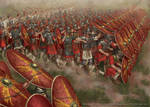 Roman Infantry Formation