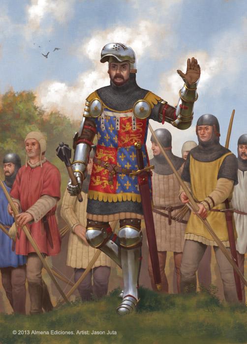 John of Gaunt by jasonjuta