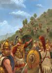 Battle of Thermopylae 191 BCE