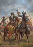 Spanish and Dutch cavalry